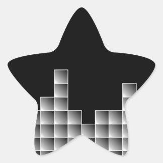 Game background graphic sticker