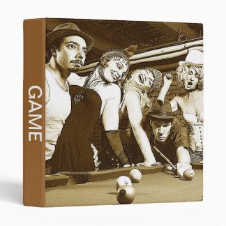 game binder