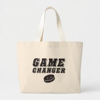 Game Changer Hockey Large Tote Bag