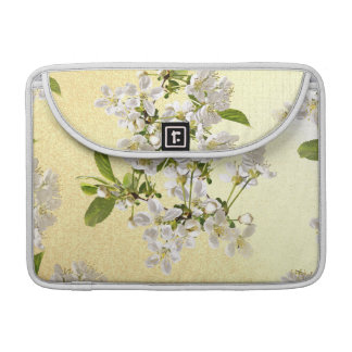 Game cherry blossoms sleeve for MacBook pro
