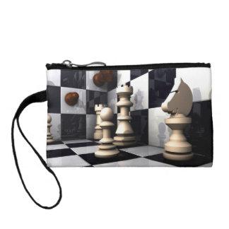 Game Chess Hobby Change Purse