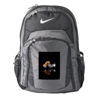 Game Chess Play Nike Backpack