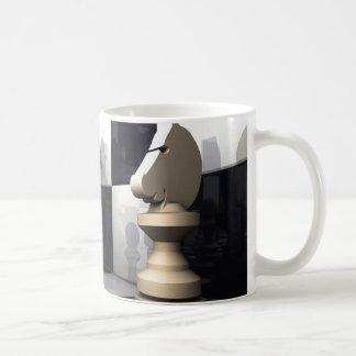 Game Chess Style Coffee Mug