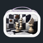 """Game Chess Style Lunch Box<br><div class=""""desc"""">game,  chess,  play,  sport,  piece,  battle,  queen,  leisure,  king,  photo,  modern,  hobby</div>"""
