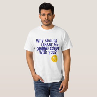 game codes T-Shirt