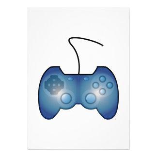Game Controller Invitations
