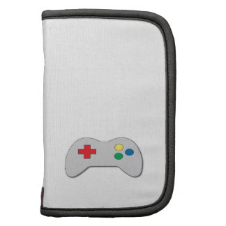 Game Controller Folio Planners