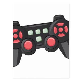 Game Controller Postcard