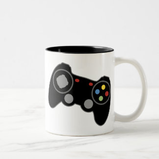 Game Controller Two-Tone Coffee Mug