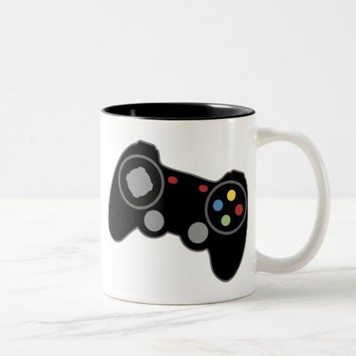 Game Controller Two-Tone Coffee Mug