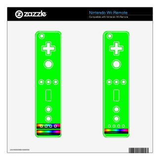 game controllers nintendo wii remote skins