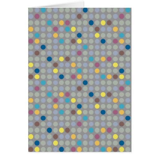Game Dots Silver Card