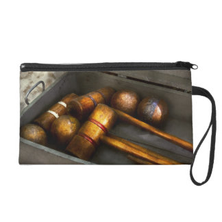 Game - Everyone loves to play Croquet Wristlets