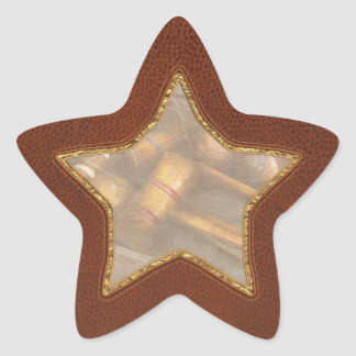 Game - Everyone loves to play Croquet Star Sticker