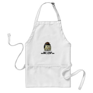 Game Face Geisha (Retro Avatar) Adult Apron