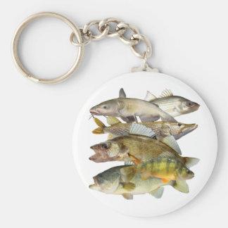 Game Fish Key Chains