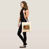 Game Fowl on the Farm Tote Bag