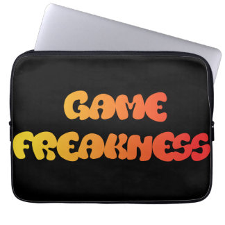 """Game Freakness 13"""" laptop sleeve"""