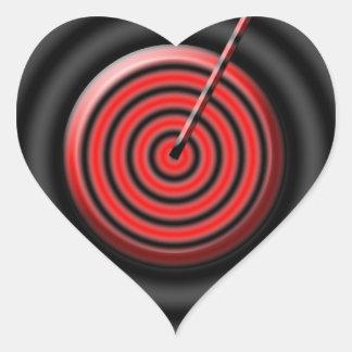 game heart sticker