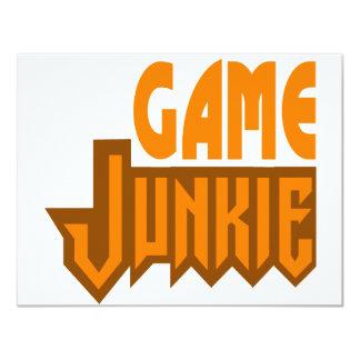 Game Junkie Card