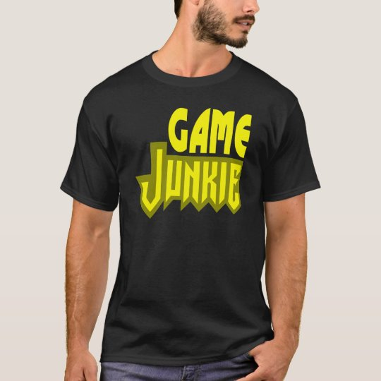 Game Junkie T-Shirt