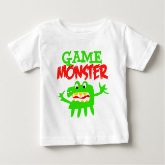 Game Monster Baby T-Shirt