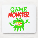 Game Monster Mouse Pad