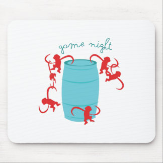 Game Night Mouse Pad