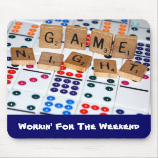 Game Night Mousepad