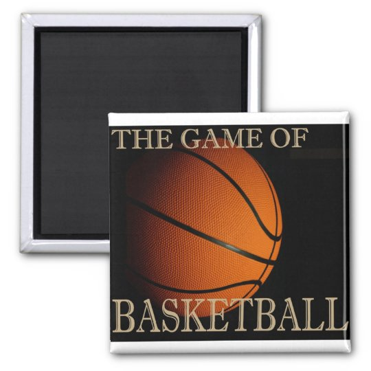 Game of Baskets Magnet