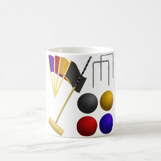 Game Of Croquet Mug