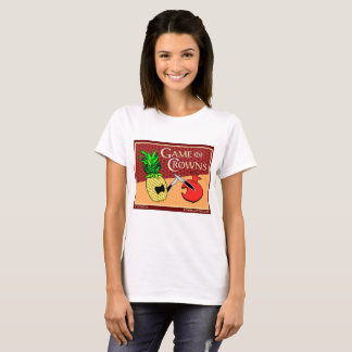 """Game of Crowns"" Women's T-shirt"