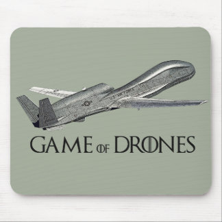 Game of Drones Mouse Pad