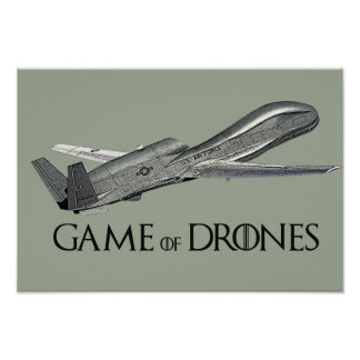 Game of Drones Poster