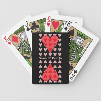 Game of Hearts Playing Cards by Janz