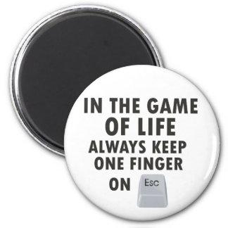 Game of Life 2 Inch Round Magnet