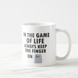Game of Life Classic White Coffee Mug