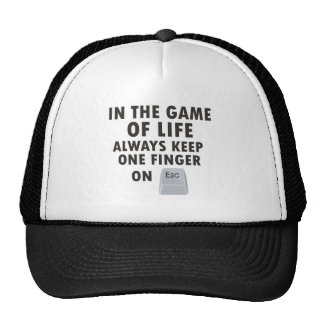 Game of Life Trucker Hat
