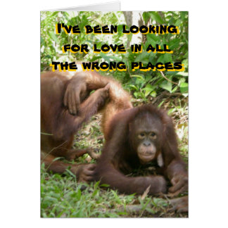 Game of Love Humor Card