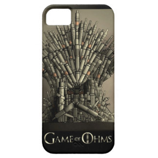 Game of Ohms iPhone cover iPhone 5 Cases