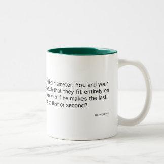 Game of Quarters Mug