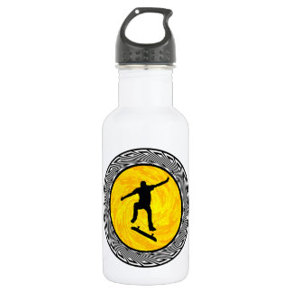 GAME OF SKATE STAINLESS STEEL WATER BOTTLE