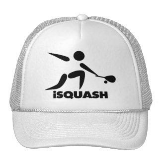 Game Of Squash iSquash Logo Trucker Hat