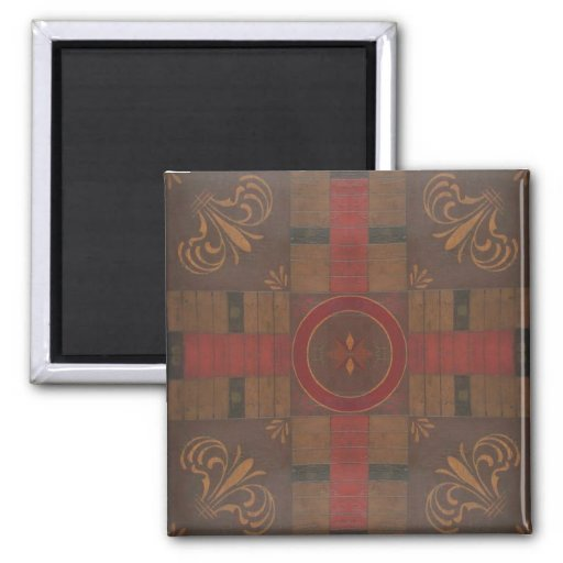 Game On 2 Inch Square Magnet
