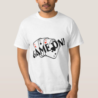 Game On (Aces) Tee Shirts