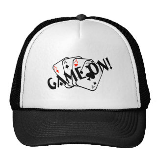 Game On (Aces) Trucker Hat