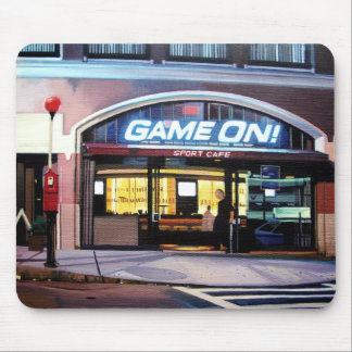 GAME ON Boston Mouse Pad