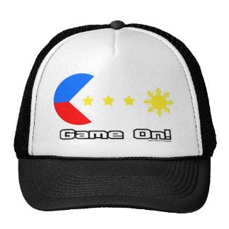 Game On Cap Trucker Hat