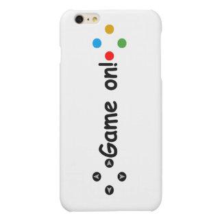 Game On! Controller iPhone 6 Plus Case Matte iPhone 6 Plus Case