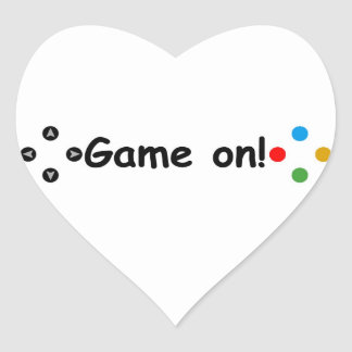 Game On Controller Sticker